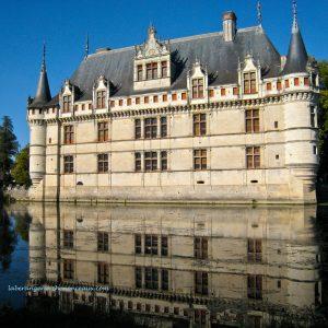 La Bérangerie chambres d'hôtes gîte château d'Azay-le-rideau
